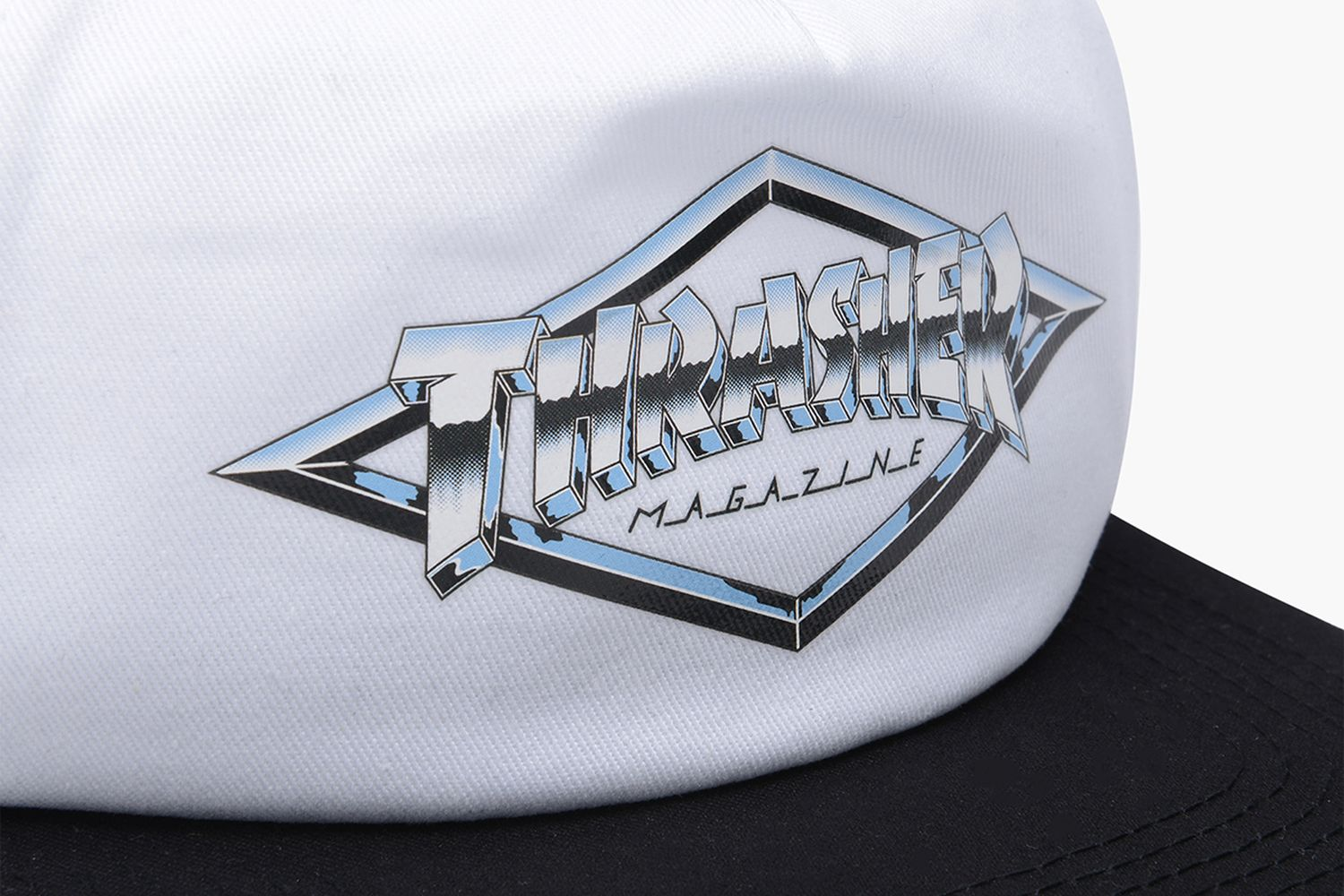 Diamond Emblem Trucker Cap