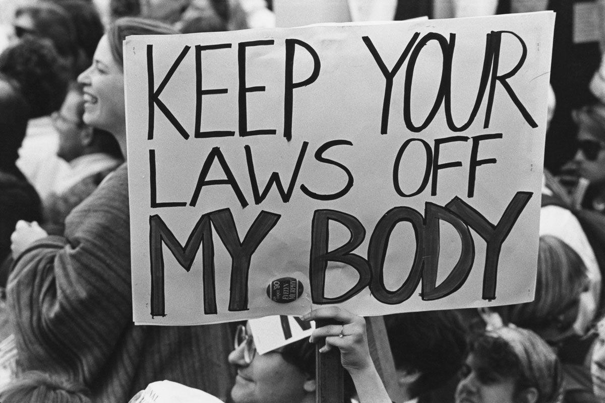 Our Bodies Are Still a Battleground