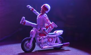 'Toy Story 4′ Introduces Keanu Reeves' Duke Caboom in New TV Spot