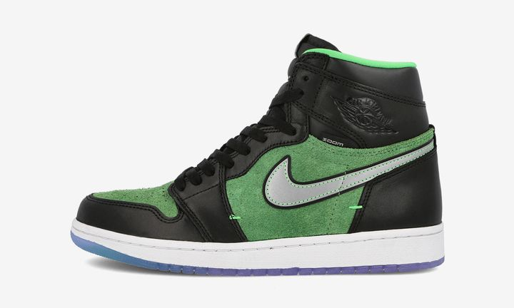 "Nike Air Jordan 1 Zoom ""Zen Green"""