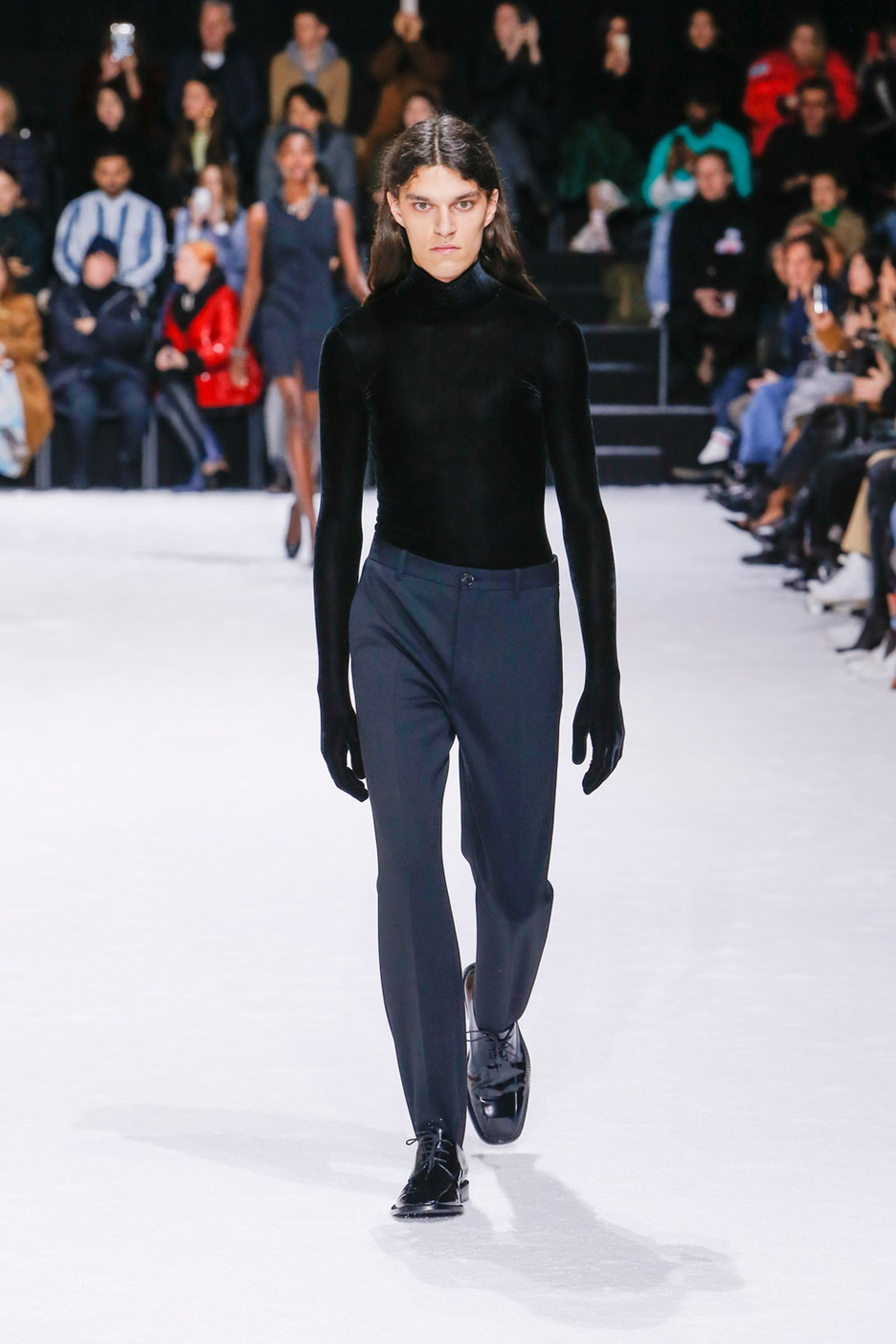 balenciaga fw18 Fall/WInter 2018 paris fashion week runway