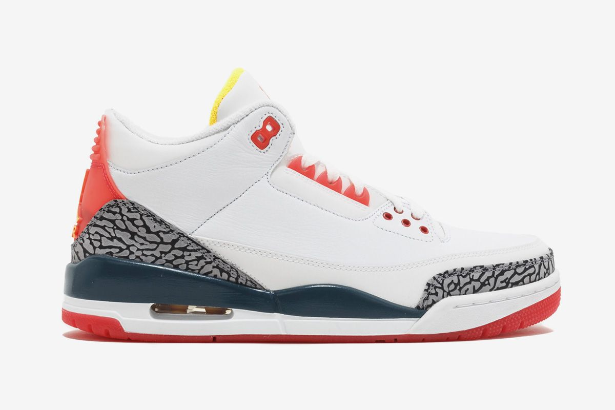 detailed look ea412 7ea0f Air Jordan 3: A Beginner's Guide to Every Release
