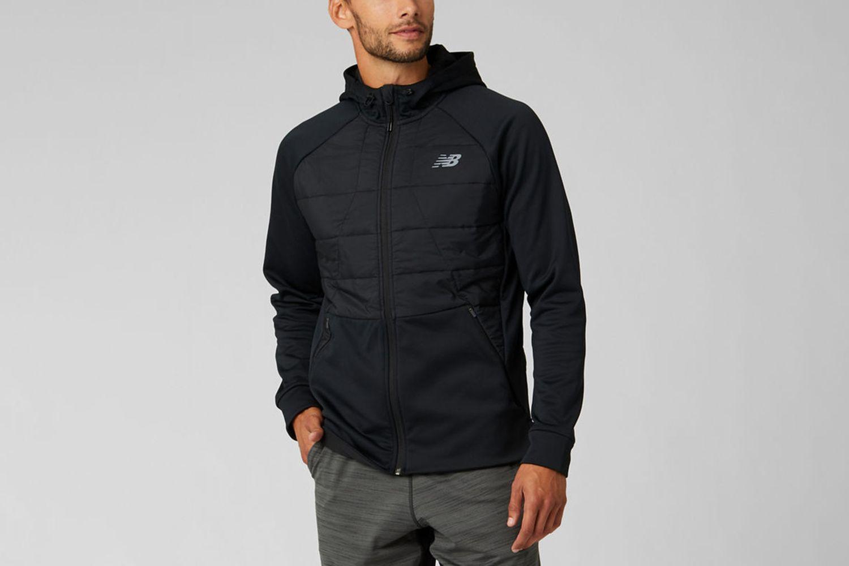 Tenacity Hybrid Puffer Jacket