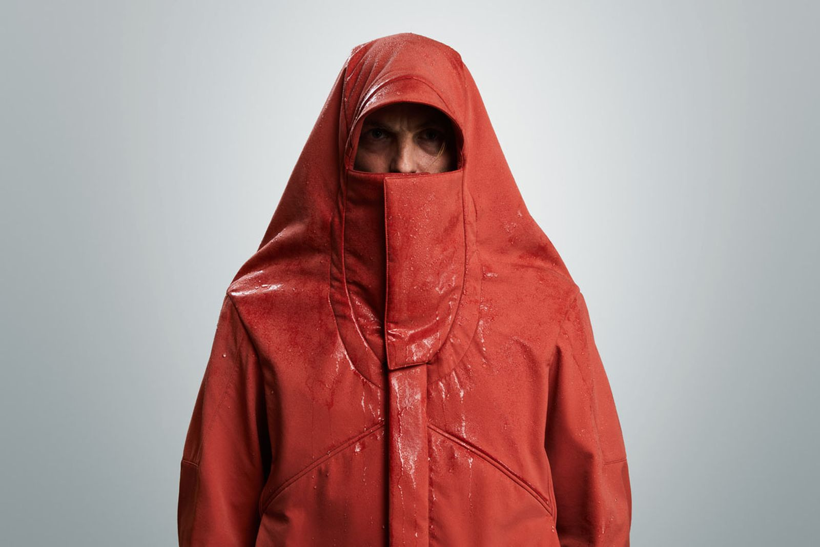 prehistoric jacket Vollebak outerwear techwear