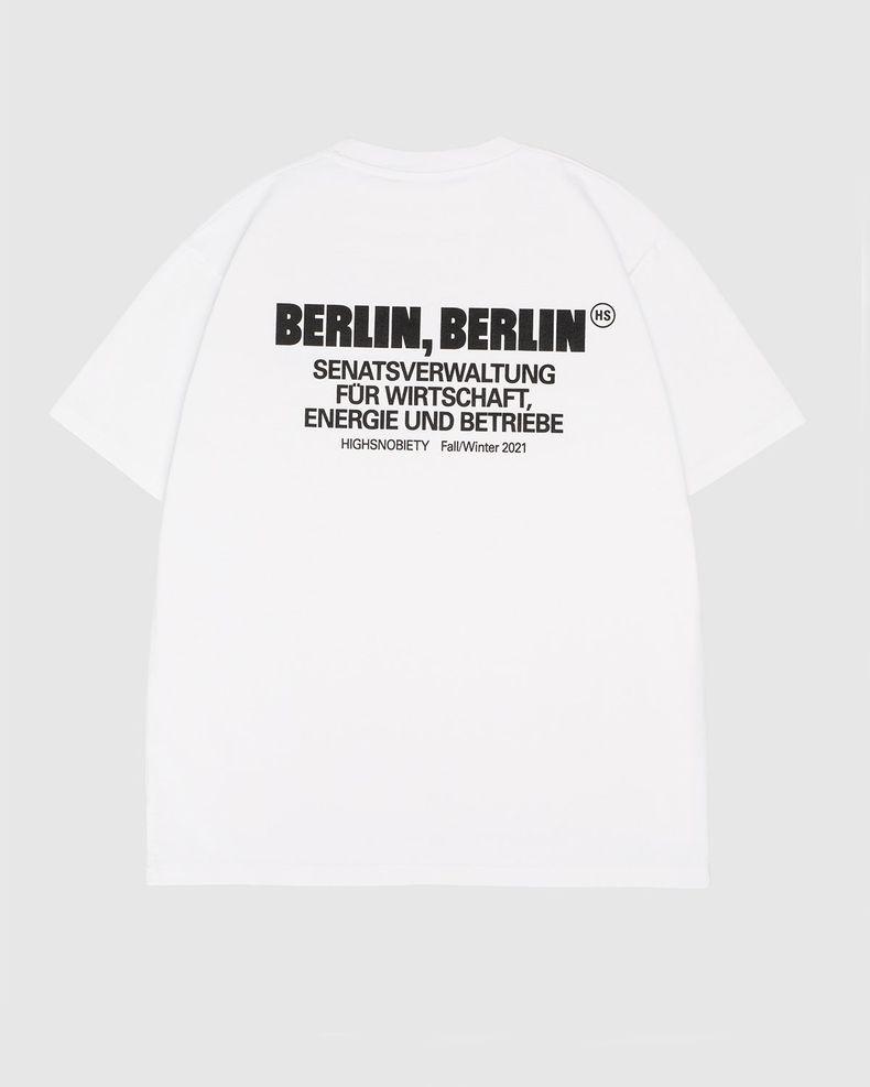 Berlin, Berlin -T-Shirt White