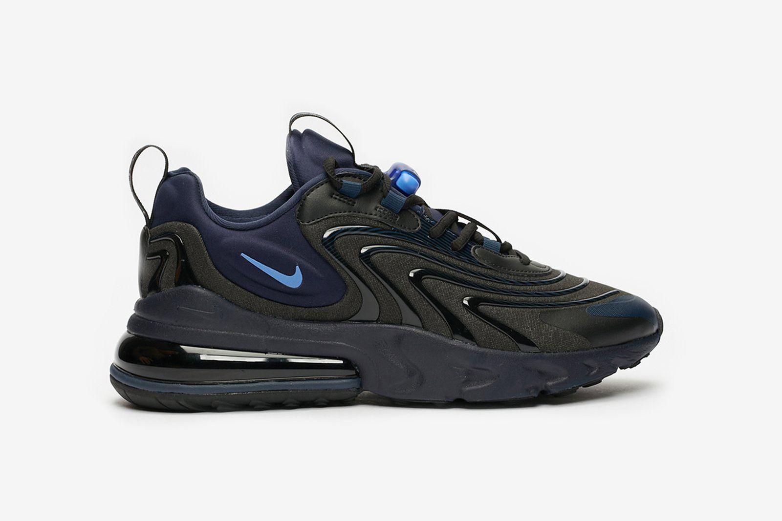 Nike Air Max 270 React Black/Sapphire/Obsidian