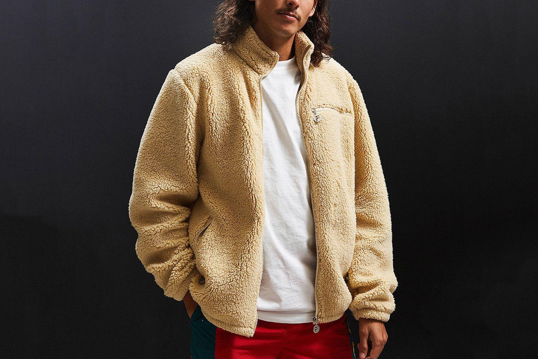 Finlay Polar Fleece Full-Zip Sweatshirt