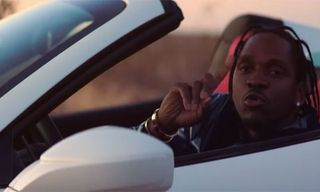 """Watch Pusha-T's """"If You Know You Know"""" Video"""