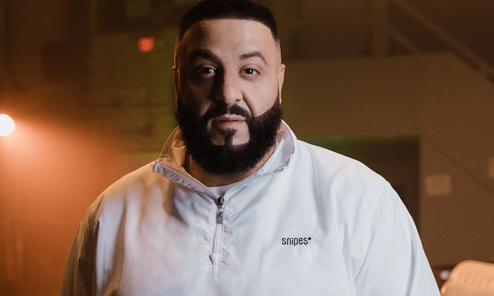 low priced acc8e e053d The DJ Khaled x SNIPES Collection is Full of Summer Bangers