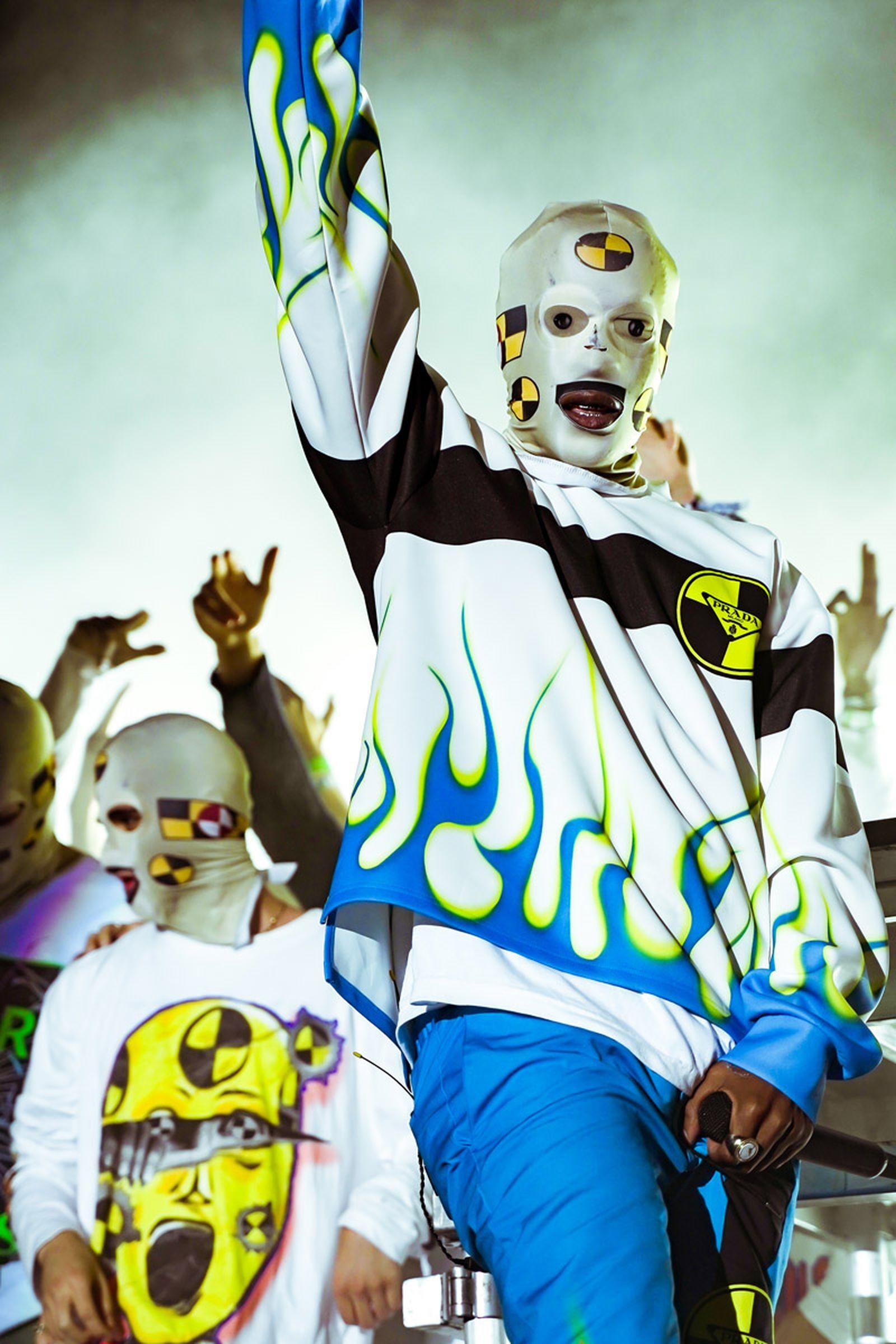 asap rocky real street festival ASAP Ferg YG tyler the creator