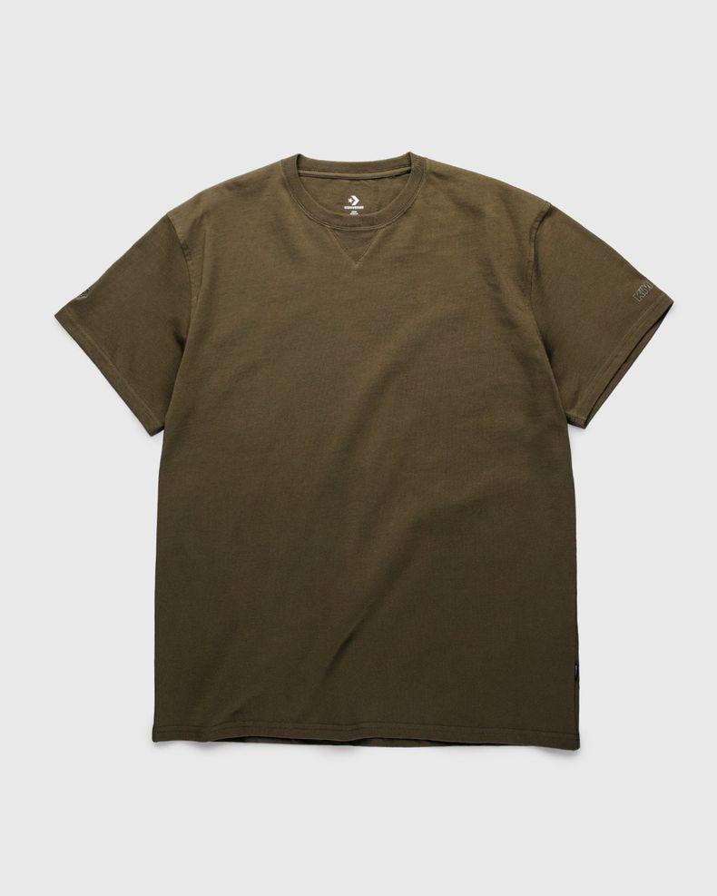 Converse x Kim Jones — T-Shirt Burnt Olive