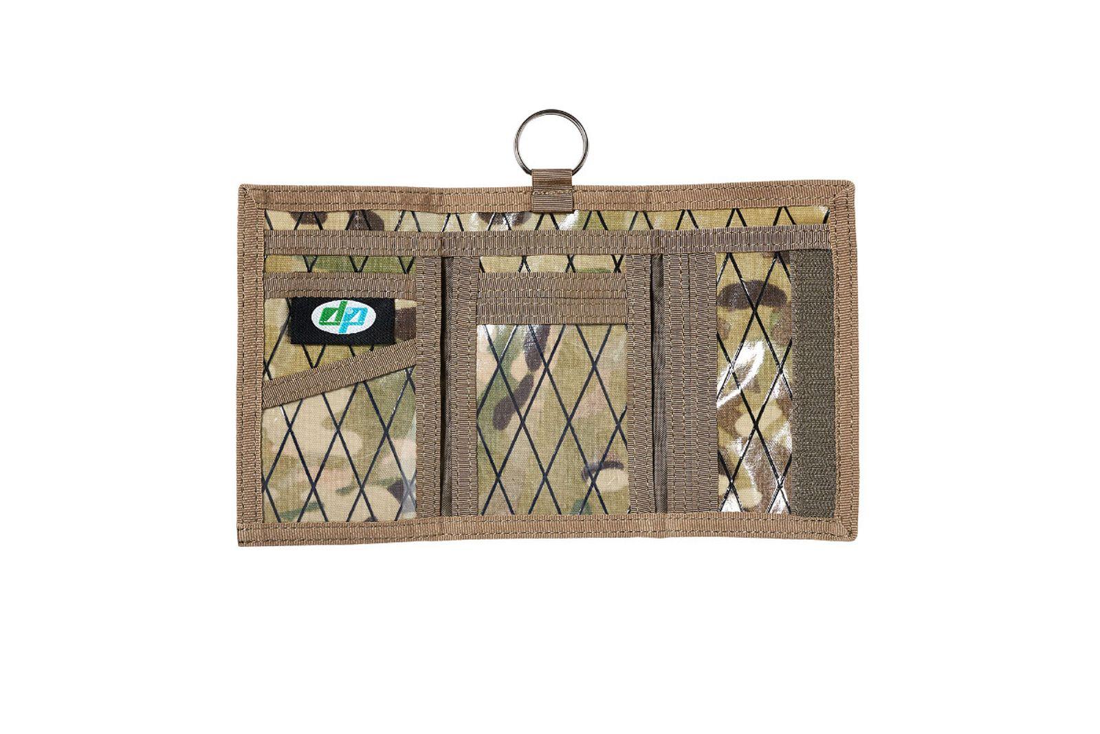 Palace 2019 Autumn Bag Wallet camo green