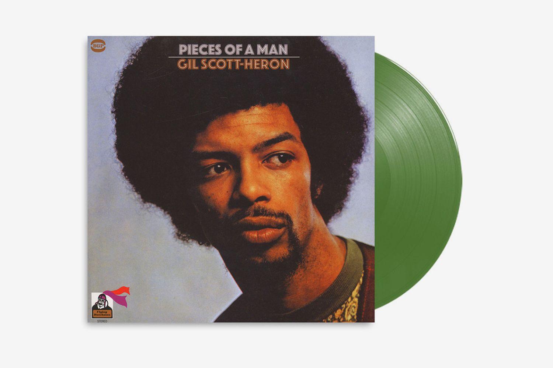 Pieces Of A Man HHV Exclusive Transparent Green Vinyl Edition