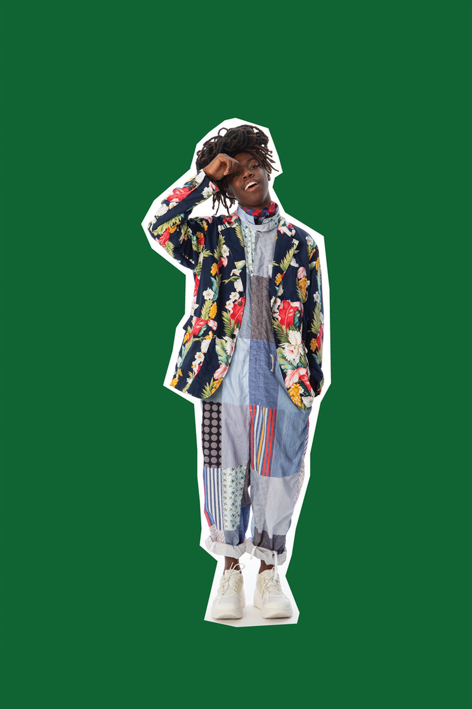 engineered garments ss20 lookbook daiki suzuki