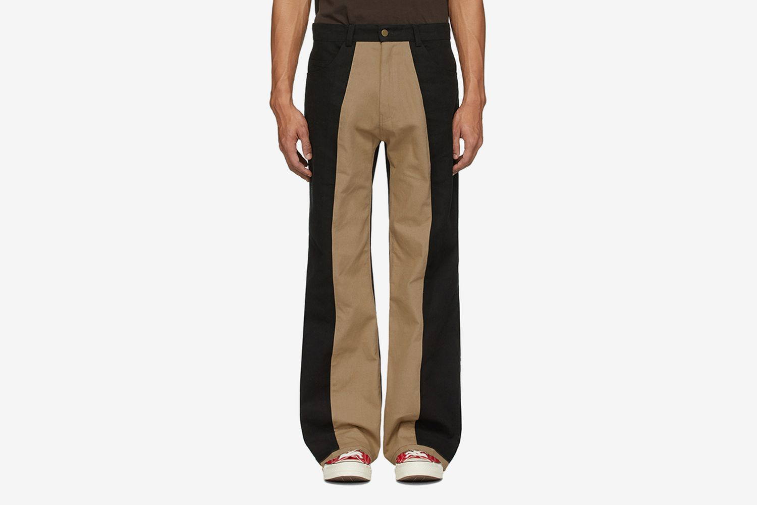 Two-Tone Trousers