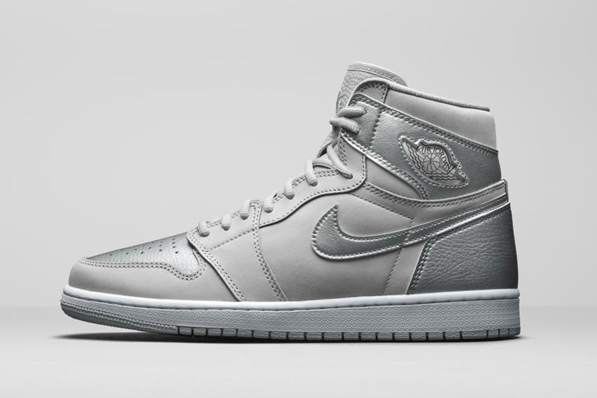 Jordan Brand Fall 2020 sneaker lineup Air Jordan 1 Neutral Grey