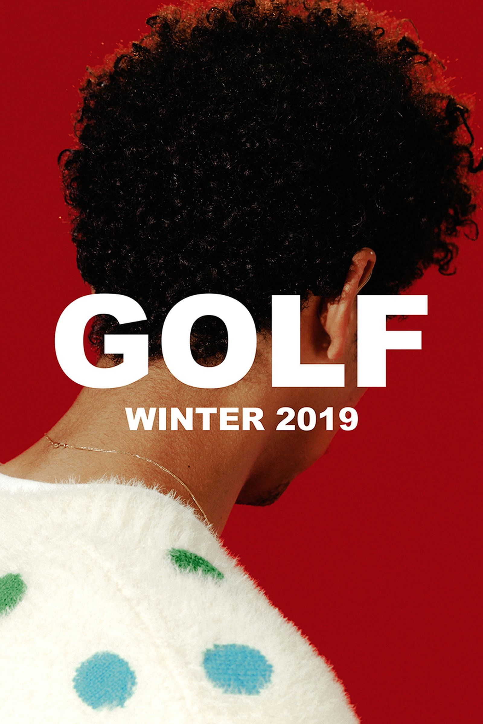GOLF WANG Winter 2019 collection