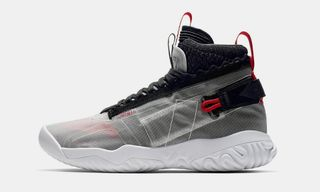 Nike Brings Its Translucent Upper & React Tech to the Jordan Apex-Utility