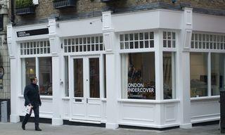 Store Visit | London Undercover Pop-Up Shop