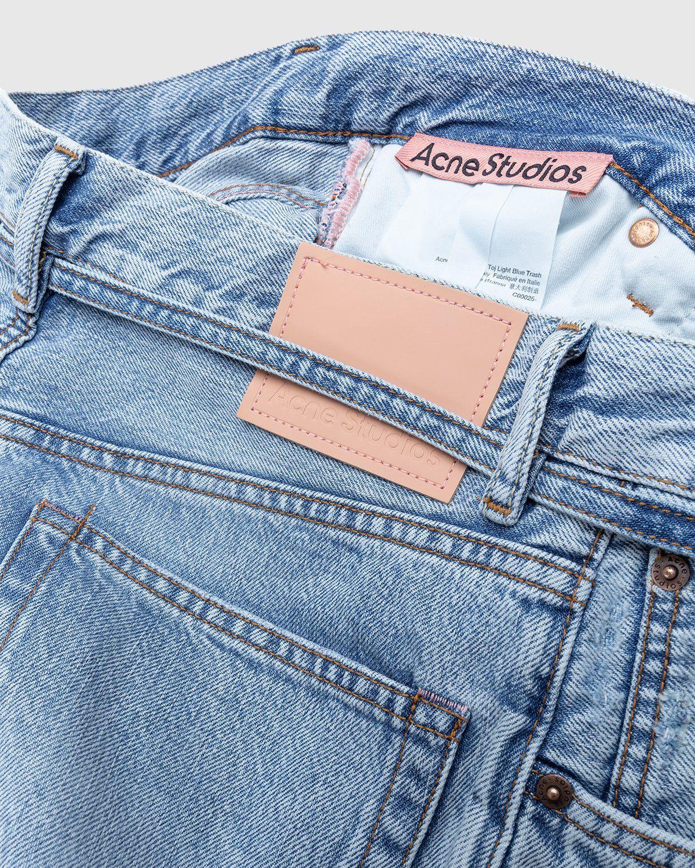 Acne Studios – Loose Fit Jeans Blue - Image 6