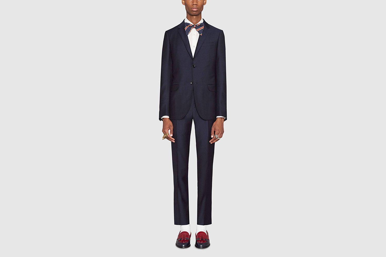Monaco Wool Suit