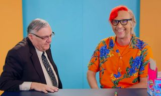 Sacha Baron Cohen Talks Golden Showers & Oral Sex With Joe Arpaio on 'Who Is America?'