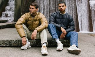 Goldwin's Ultra-Luxe Down Jackets Will Keep You Toasty All Winter