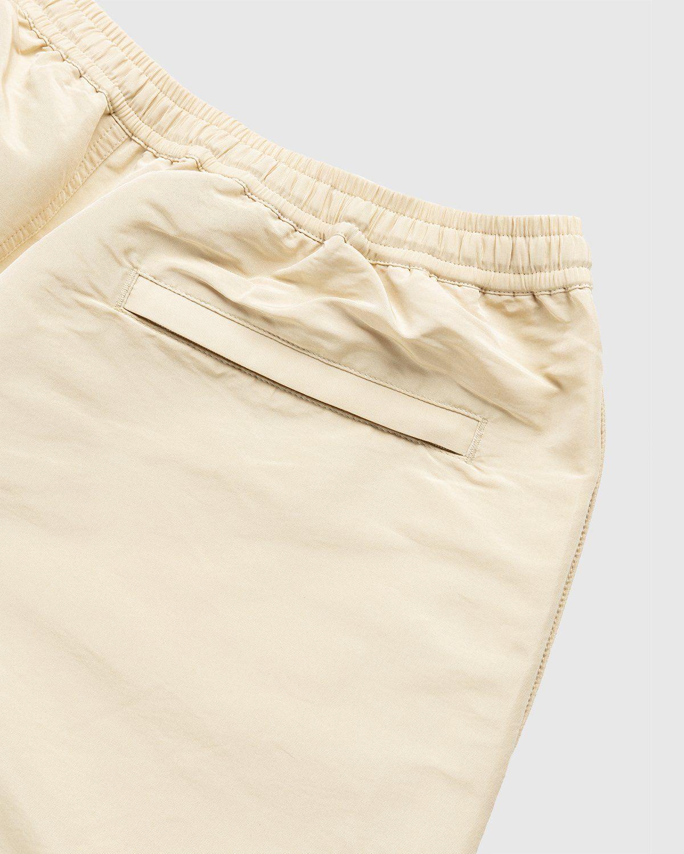 Acne Studios – Taffeta Shorts Sand Beige - Image 3