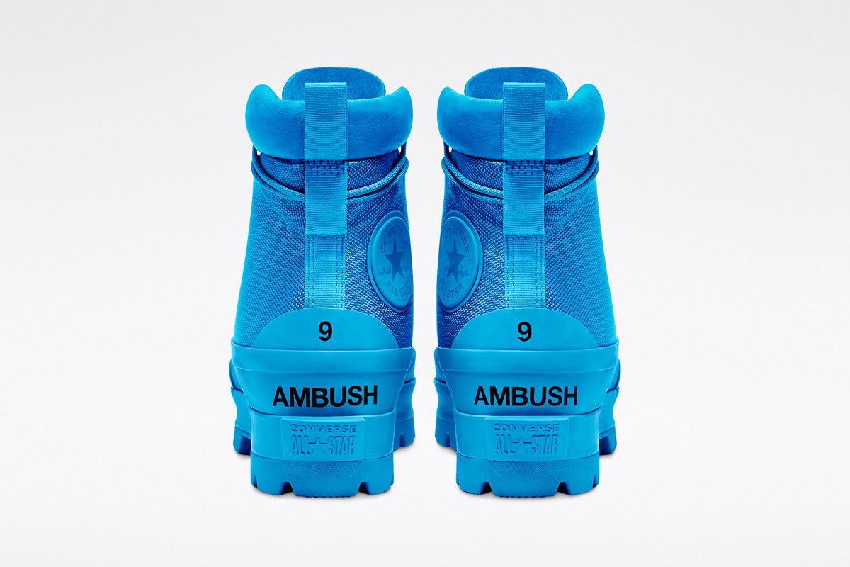 Yoon Ahn's AMBUSH x Converse Duck Boot Improves a Genderless Design 53