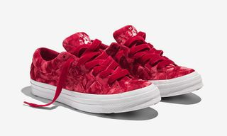 The Quilted Velvet GOLF le FLEUR* x Converse Drop This Week