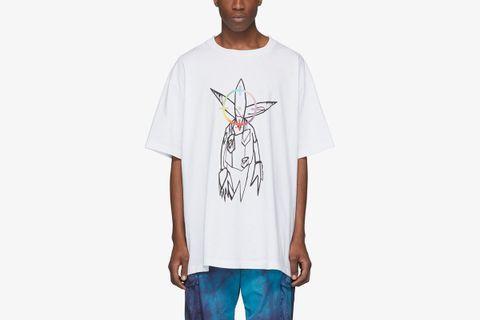 Futura Alien T-shirt