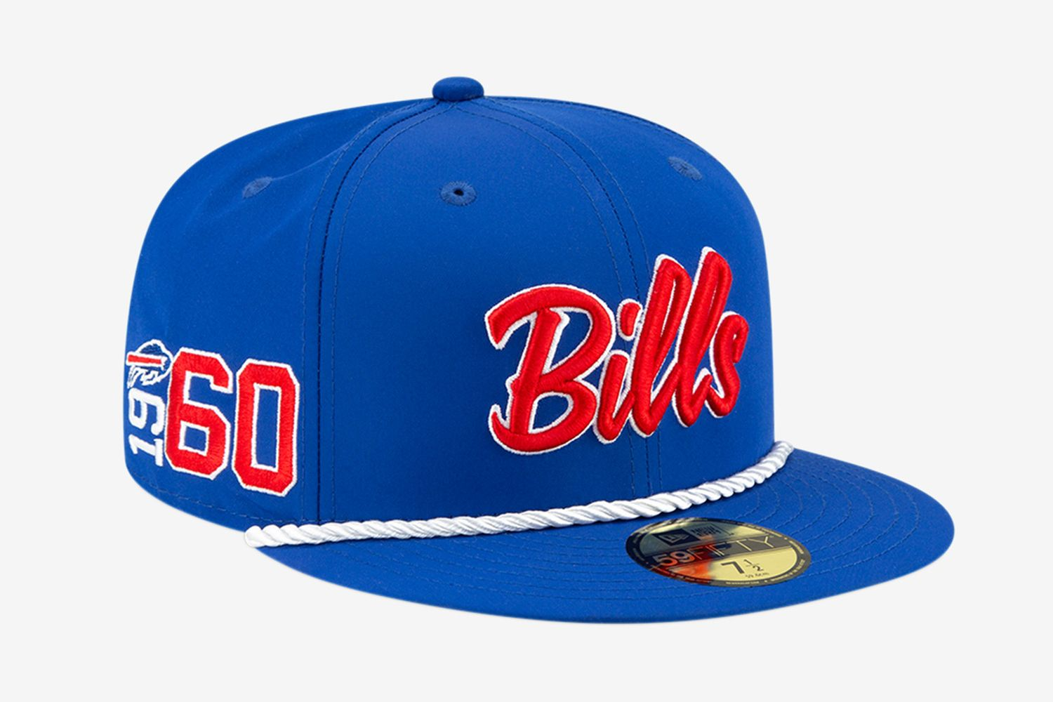 Buffalo Bills Home 59FIFTY Fitted