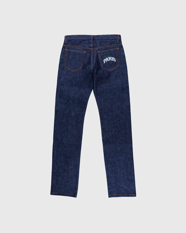 A.P.C. x Highsnobiety — Denim Jeans Blue - Image 2