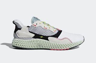 adidas Originals Damen Sneaker Nizza W CQ2539 Rosa
