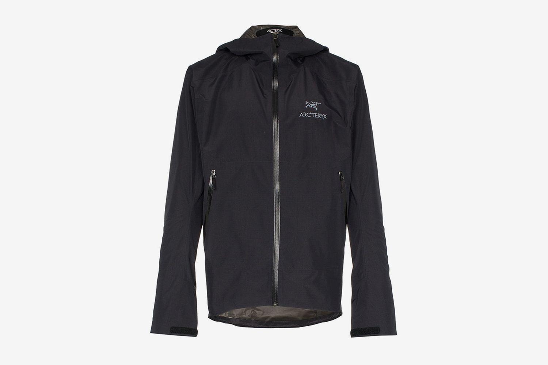 Zeta Hooded Jacket