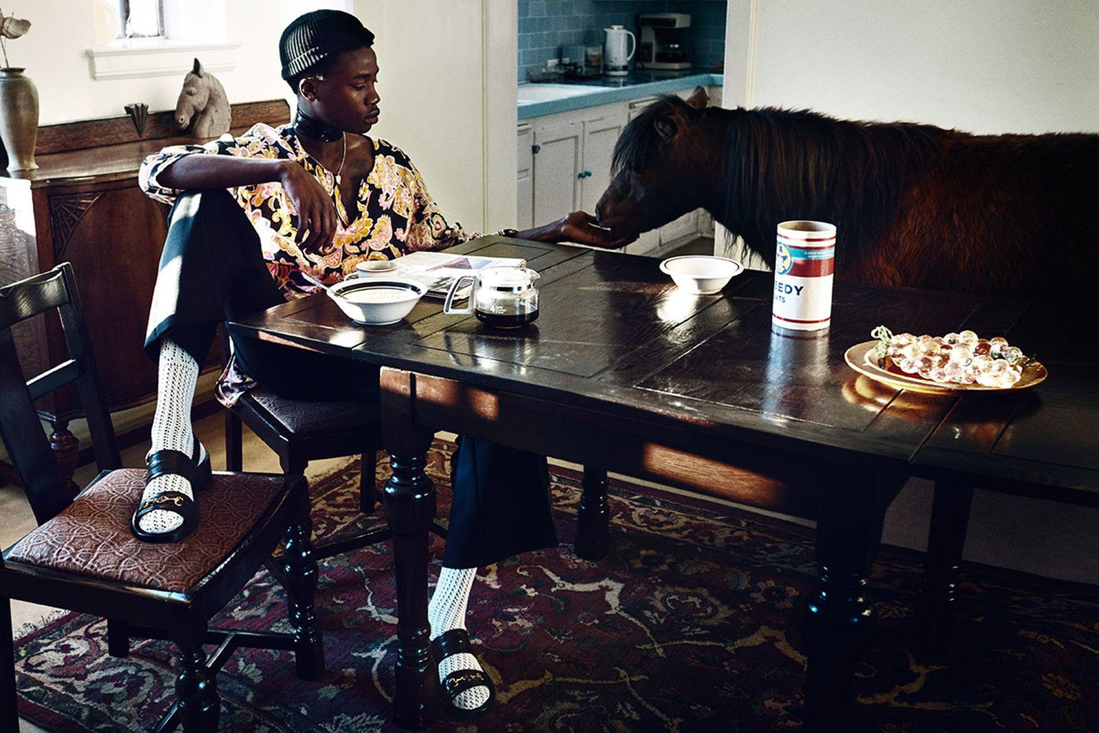 Gucci SS20 Campaign