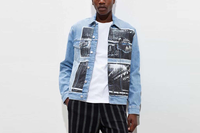 Rodeo Denim Trucker Jacket