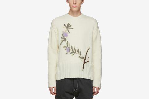 'La Maille Romarin' Sweater