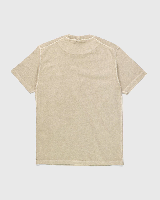 Stone Island – T-Shirt Natural Beige - Image 2