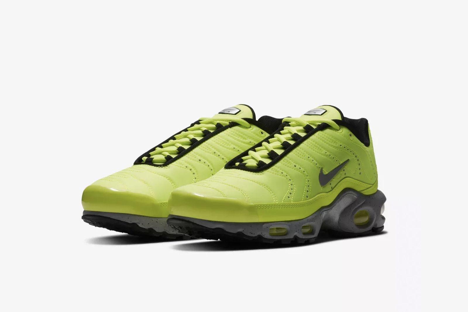 """Nike Air Max Plus PRM """"Full Volt"""": Official Release Information"""