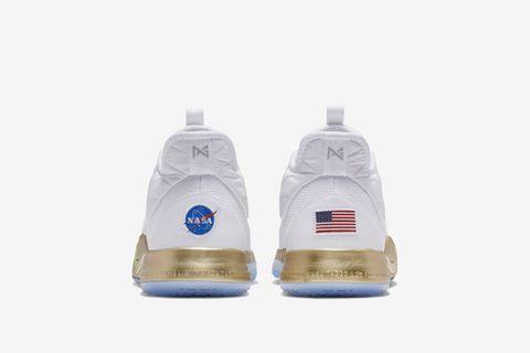 """PG 3 """"NASA White/Gold"""""""