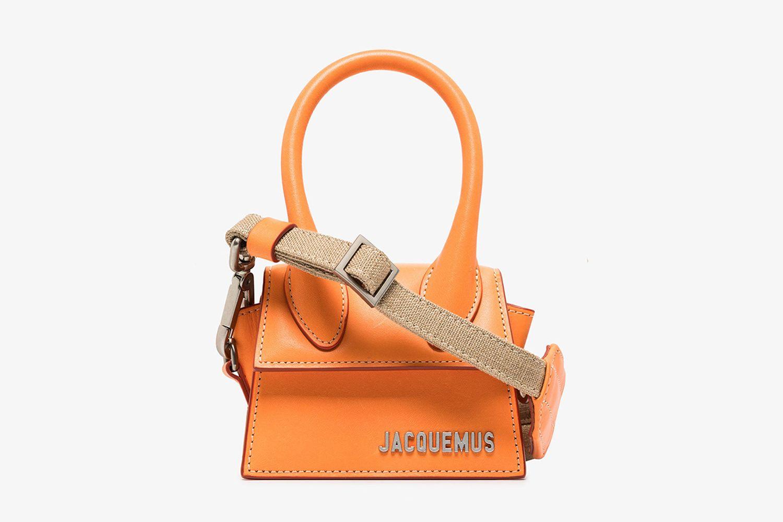Le Chiquito Leather Mini Bag