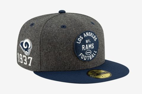 Los Angeles Rams Home 59FIFTY Fitted