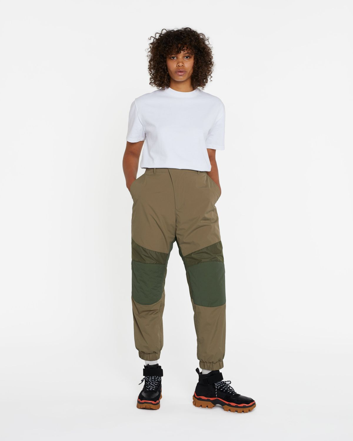 Moncler — Grenoble Recycled Sports Trousers - Image 4