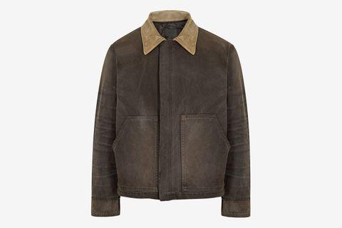 Canvas Workwear Jacket
