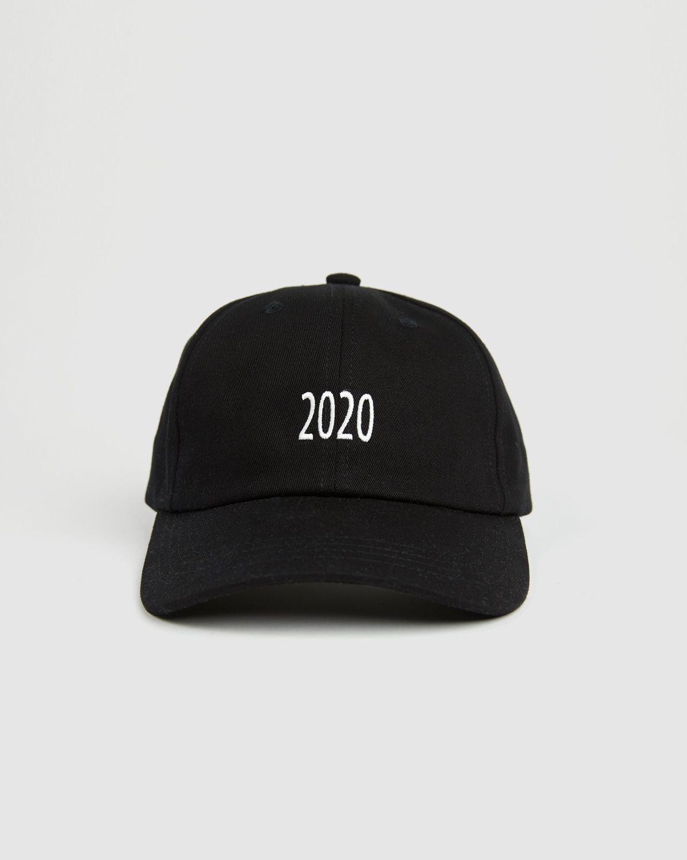 This Never Happened - 2020 Cap Black - Image 1