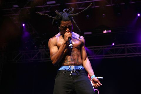 denzel curry rage against the machine cover