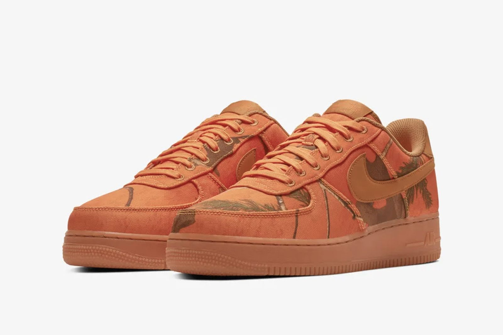 nike air force 1 realtree camo pack release date price