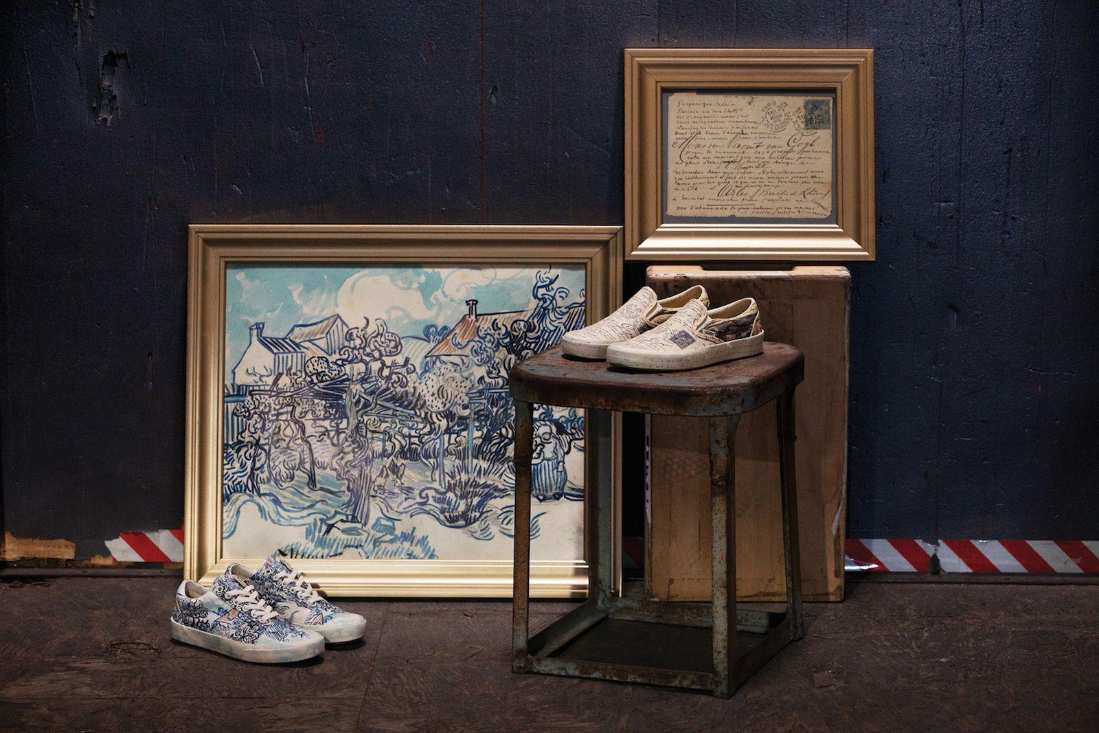 vans van gogh museum capsule release date vincent van gogh