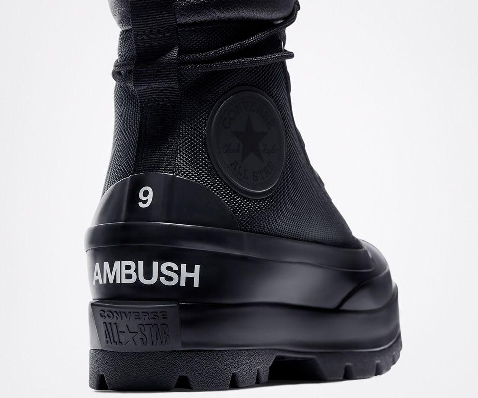 Yoon Ahn's AMBUSH x Converse Duck Boot Improves a Genderless Design 69